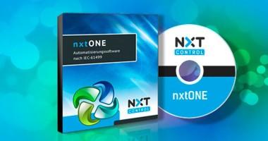 Beste Automationslösung für Industrie 4.0 heißt nxtControl