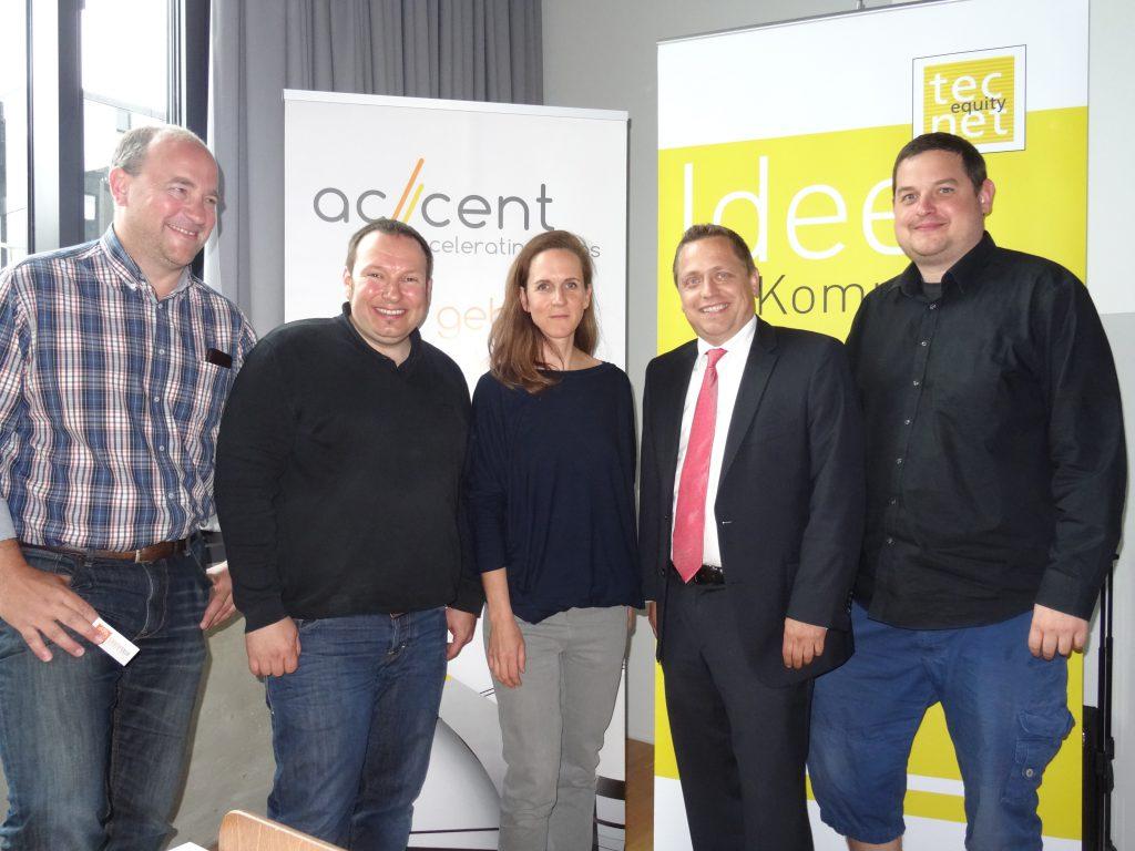 Die Jury, Foto: tecnet equity