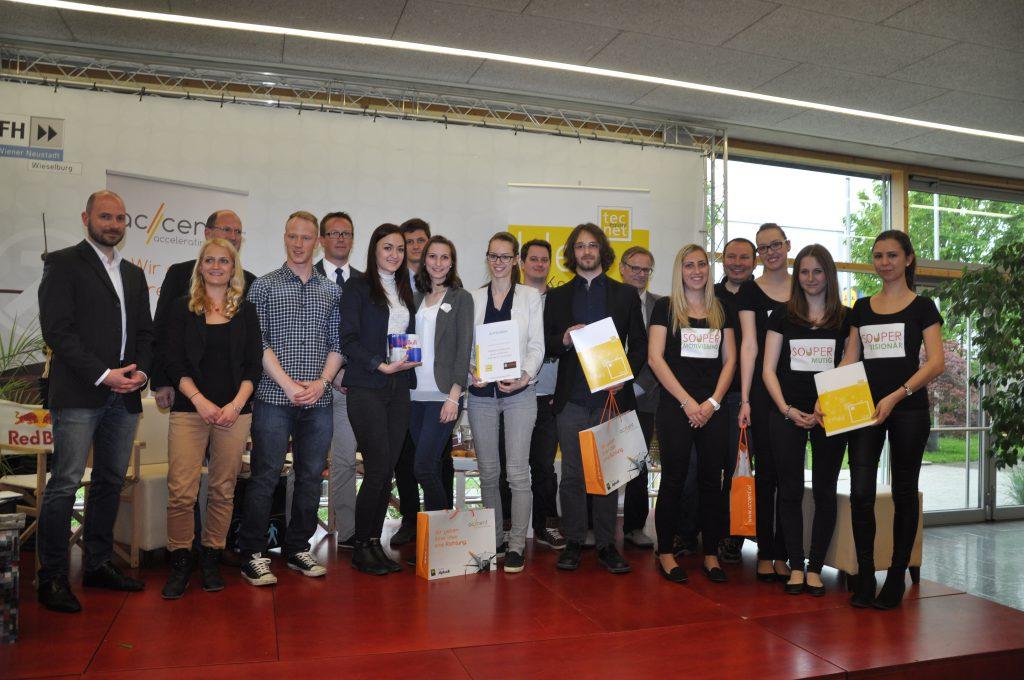 alle Preisträger sowie Jury Foto: Bezirksblätter