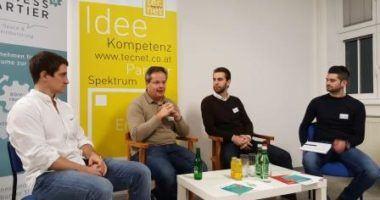 3. Austrian Startup-Stammtisch in St. Pölten