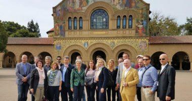 Reise in die Zukunft – Niederösterreichische Wirtschaftsdelegation im Silicon Valley
