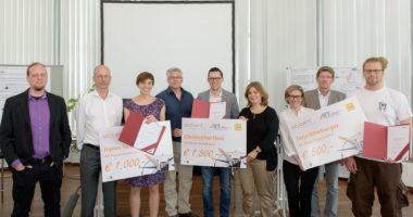 GewinnerInnen des AIT Poster Awards 2017 stehen fest