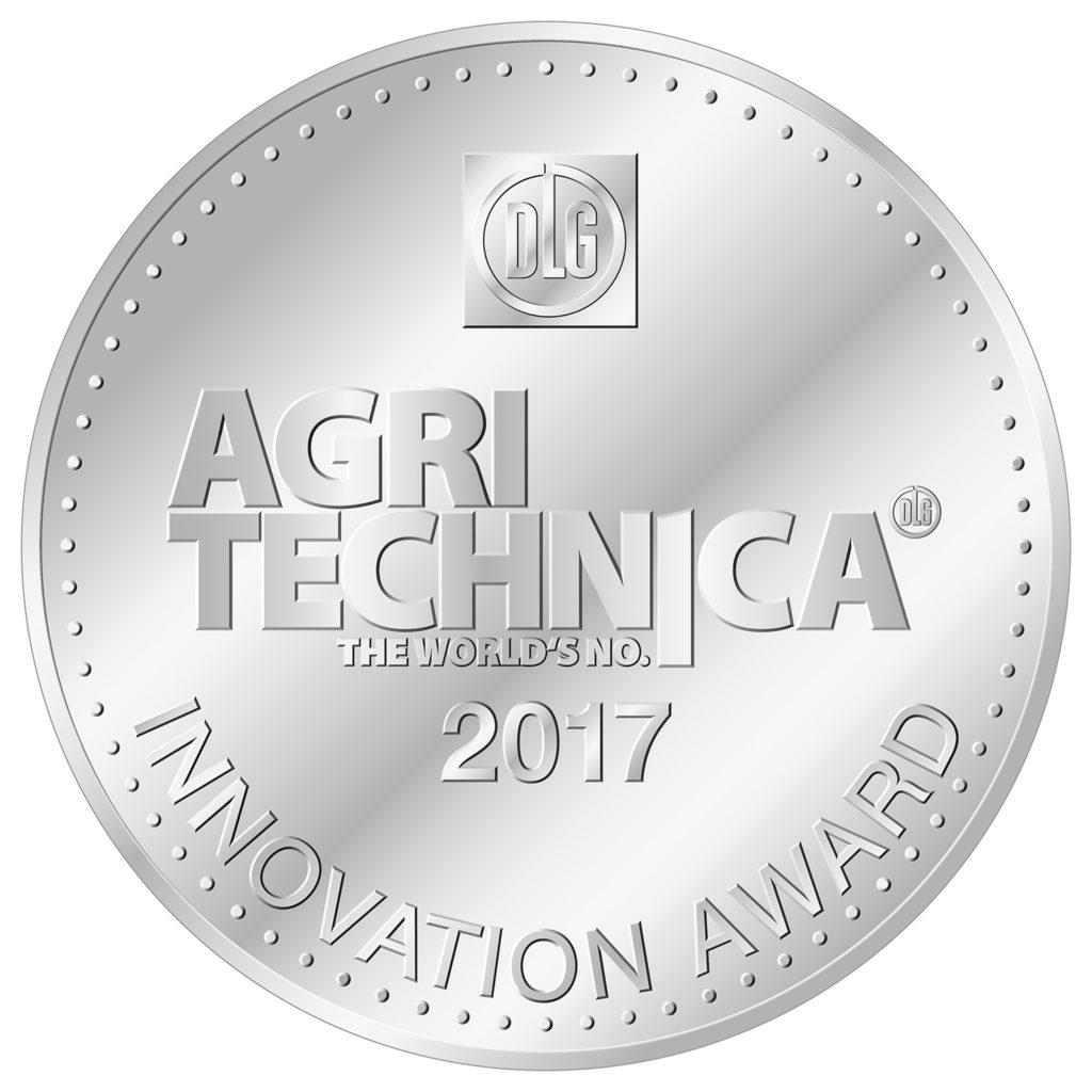 """Das von tecnet und Business Angel Walter Riess finanzierte Unternehmen Farmdok  wurde mit dem """"Innovation Award Agritechnica 2017 in Silber"""" ausgezeichnet"""