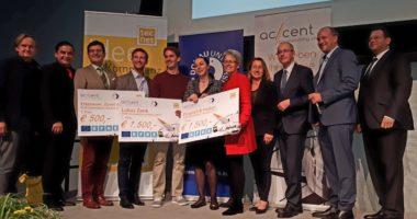 Junge TOP-ForscherInnen der Donau Universität Krems mit Innovation Award ausgezeichnet