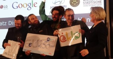 Niederösterreichische Start-ups beim diesjährigen i2b Businessplan Wettbewerb top