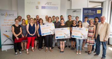 GewinnerInnen des AIT Poster Awards stehen fest