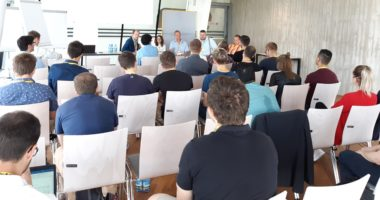 "tecnet Workshop ""Startups and Investors – working together on a common vision"" bei der Entrepreneurship AVENUE 2018"