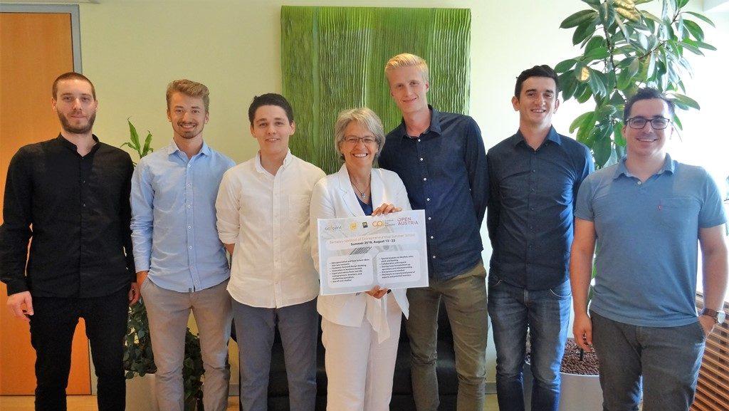 Land Niederösterreich bringt junge Erfinderinnen und Erfinder aus Niederösterreich ins Silicon Valley