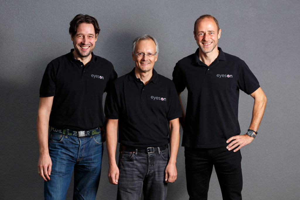Video Collaboration Tool eyeson erreicht 1,5 Millionen User & 1 Million App Downloads