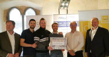 Team Centralize gewinnt den IMC Demo Day 2019