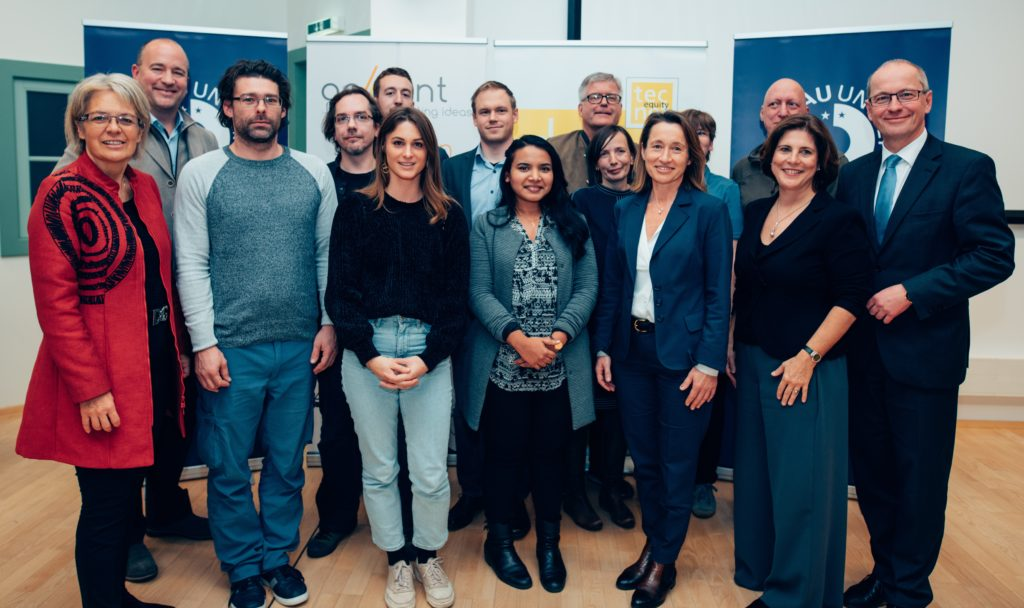 """Donau Universität Krems -Innovation Award Gewinner heißt """"SHOTPAS"""""""