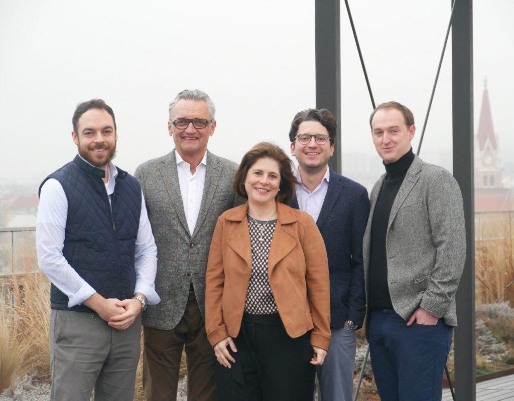 1 Mio. Euro für Orderlion: tecnet equity & Walter Schachermayer erweitern Gesellschafterkreis