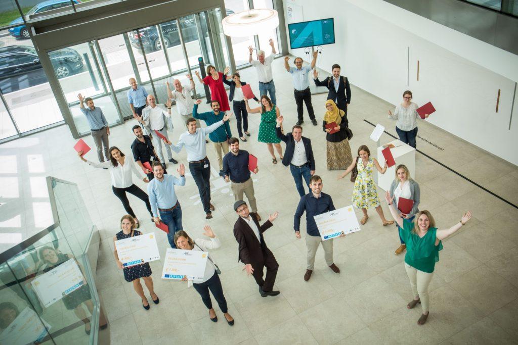 Mit Flexibilität zur Energiewende – Projekt FLEXConnect gewinnt AIT Poster Award 2020