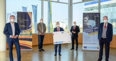 tecnet – accent Innovation Award: Auszeichnung für den Forschungsnachwuchs am Technopol Wiener Neustadt