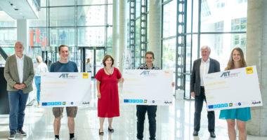 AIT Poster Award 2021 – Methode zur automatischen Erkennung von Fake News gewinnt