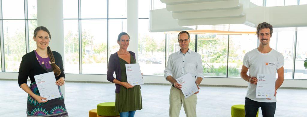 "Falling Walls Lab Austria: ""Breaking the Wall of Global Water Shortage"" gewinnt den diesjährigen Wettbewerb"